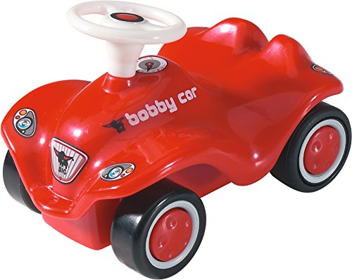 BIG 56969 - New Pull Back Mini Bobby Car