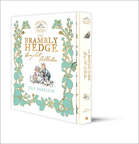 The Brambly Hedge Complete Collection por Jill Barklem