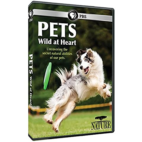 Nature: Pets - Wild at Heart [Import USA Zone 1]
