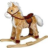 Spiegelburg 14418 Schaukel-Pony Mein kleiner Ponyhof