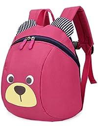 Preisvergleich für FRISTONE Süß Bär Mini Rucksack Kinder Babyrucksack Kindergartenrucksack Backpack Schultasche Kleinkind Mädchen...
