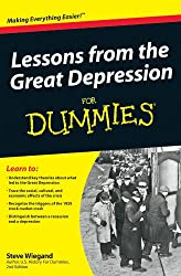 Lessons from the Great Depression for Dummies: Epub Edition