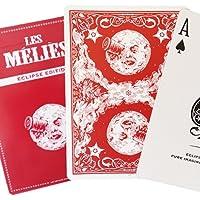 Les Méliès Red Eclipse Deck - Cartas de Pure Imagination Projects