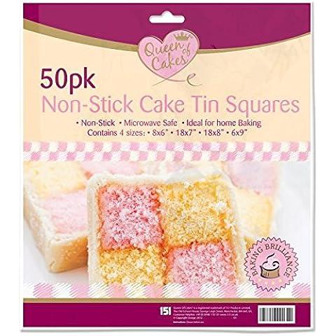 . 00antiadherente para tartas cuadrados/2
