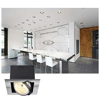 FLAT spot aIXLIGHT sINGLE qRB111 d-a énergétique :