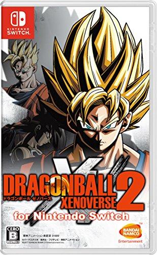 Bandai Namco Dragonball Xenoverse 2 NINTENDO SWITCH JAPANESE Region Free 51cwrcehG L