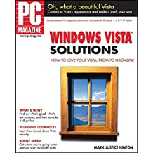 PC Magazine Windows Vista Solutions by Mark Justice Hinton (2007-02-12)