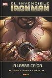 El invencible Iron Man 7. La larga caída