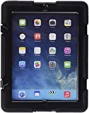 Griffin GB35108 Survivor Military Duty Case with Stand for iPad 2, iPad 3, iPad 4 - Black & Black
