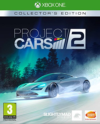 Project CARS 2 - Collector's Edition (exkl. bei Amazon.de) - [Xbox One]