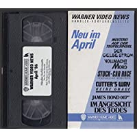Warner Video News 04/1986: James Bond 007 - Im Angesicht des Todes