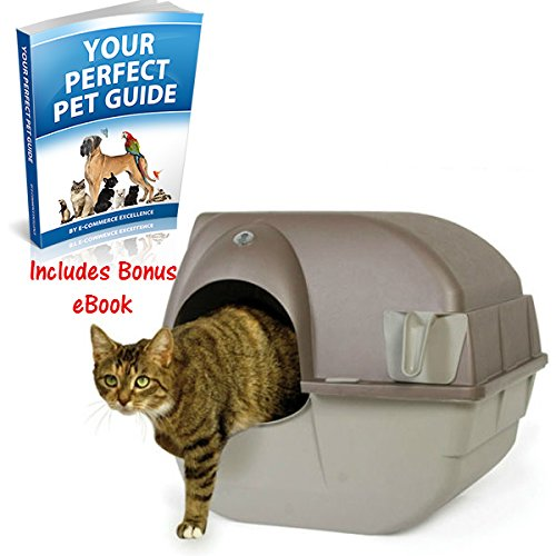 amazing-self-cleaning-litter-box-quick-easy-to-clean-your-cat-will-enjoy-the-privacy-of-an-enclosed-