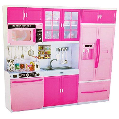 Puppenküche mit Spülmaschine / Spielküche