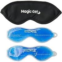 Maschera per Occhi Premium per Blefarite by MagicGel. Sollievo di