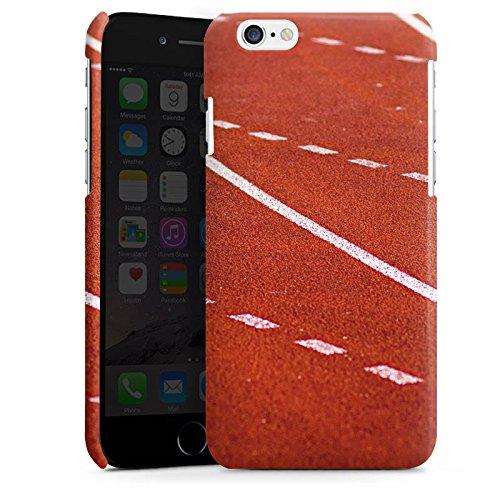 Apple iPhone 5 Housse étui coque protection Course Carrière Sprinter Cas Premium brillant