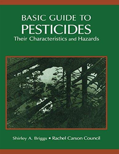 Basic Guide To Pesticides: Their Characteristics And Hazards: Their Characteristics & Hazards por Rachelcarsoncounselinc. epub