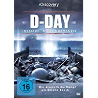 D-Day - Invasion in der Normandie