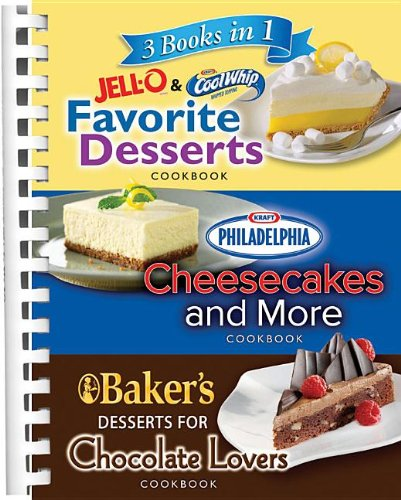 Jello & Cool Whip Favorite Desserts