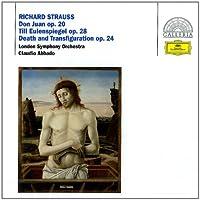 Don Juan Op.20,I Tiri Burloni Op.28,Morte E Trasfigurazione Op.24