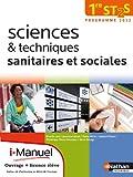 Sciences et techniques sanitaires et sociales 1re ST2S