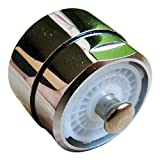 Start-Stop agua botón de ahorro de golpecito del grifo del aireador