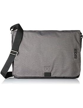 Bree Punch Style 711 Messenger Bag/Umhängetsche 40 cm Herren