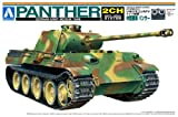 1/48 t?l?commande AFV No.10 Allemagne Medium Tank Panther type G (Japon import / Le paquet et le manuel sont ?crites en japonais)