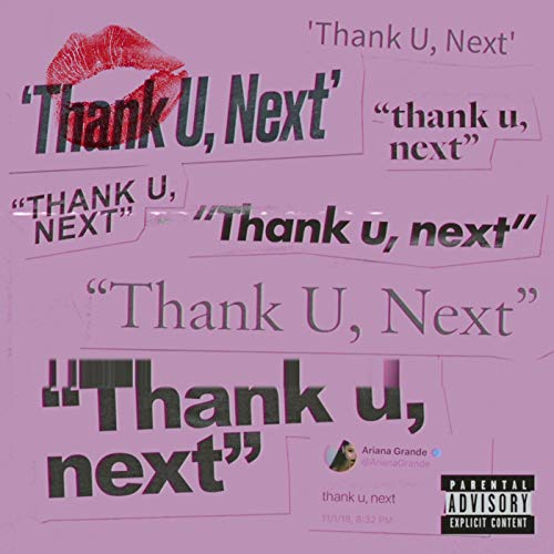 thank u, next [Explicit]