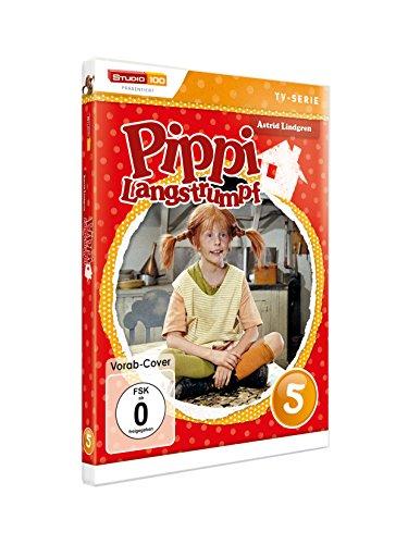 Pippi Langstrumpf - TV-Serie, DVD 5: Alle Infos bei Amazon