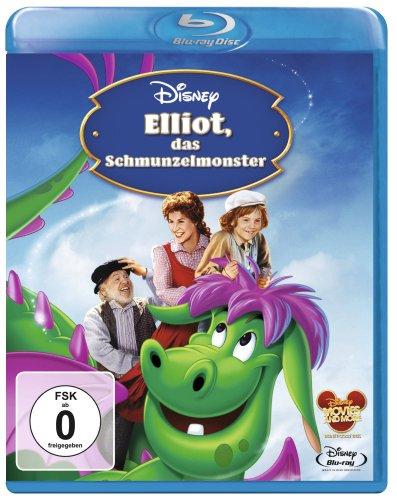 Bild von Elliot, das Schmunzelmonster (Jubiläums-Edition) [Blu-ray]