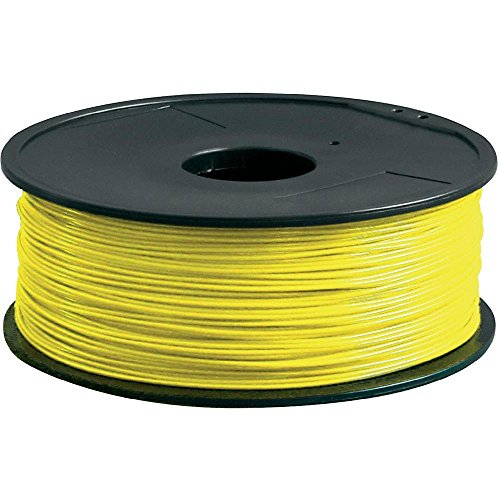 Filament Renkforce PLA175Y1 plastique PLA 1.75 mm jaune