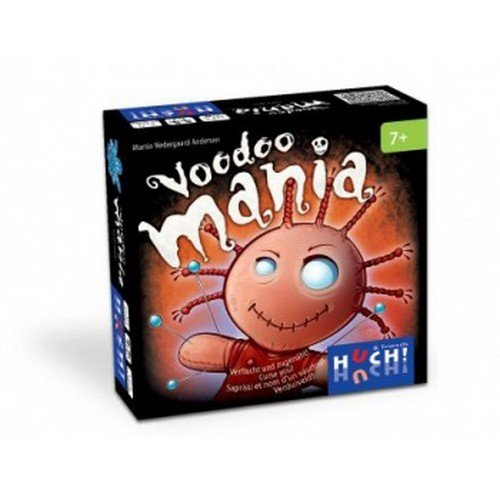 Huch & Friends 878243 - Voodoo Mania, Kartenspiel