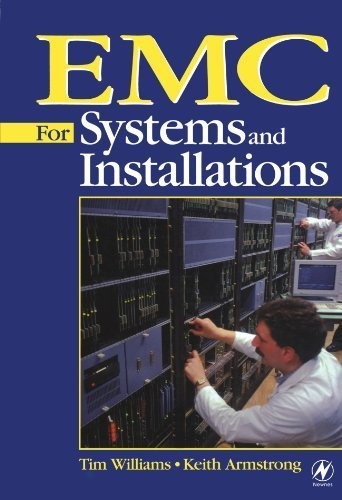 EMC for Systems and Installations by Williams, Tim, Armstrong, Keith (2000) Paperback