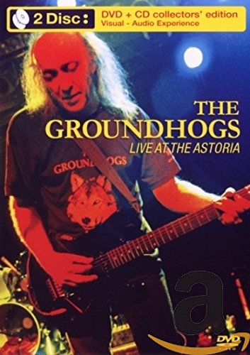 The Groundhogs - Live At The Astoria (+ Audio-CD) [Collector's Edition] [2 DVDs]
