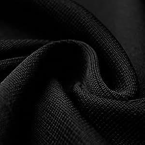 Poignet tricot Fine - tissu - couleur: noir