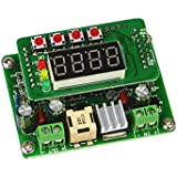 Topker Control digital DC-DC reduzca la entrada del módulo de fuente de alimentación ajustable 6V-40V Salida 0V-36V