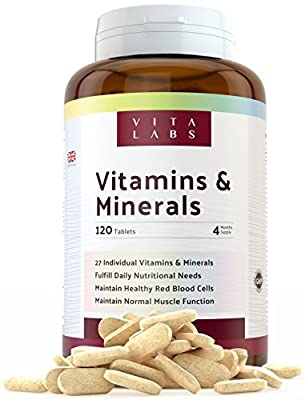 VitaLabs Vitamins, Minerals & Supplements by VitaLabs UK