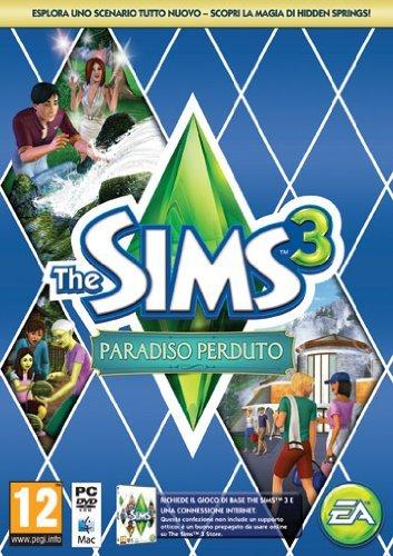 The Sims 3: Paradiso Perduto (Code-In-A-Box)