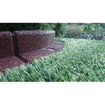 Cl ture de jardin tr s robuste bord bordure de pelouse - Bordure de jardin special tondeuse ...