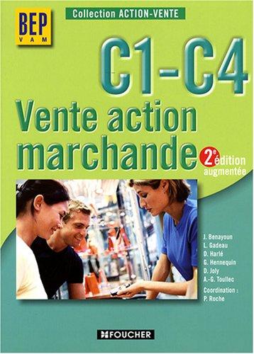 Vente action marchande C1-C4 BEP VAM