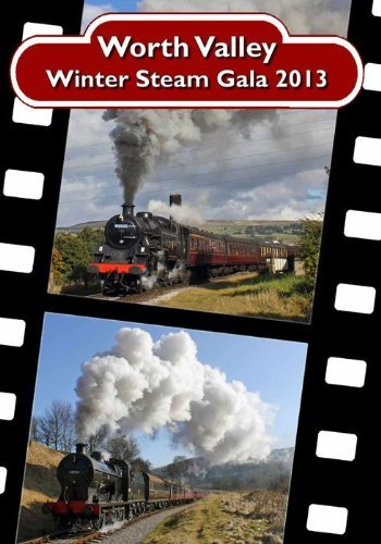 keighley-worth-valley-railway-winter-steam-gala-2013