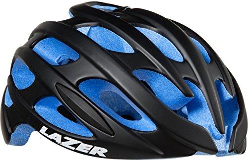Lazer Blade Fahrradhelm, Black/Blue, S Preisvergleich