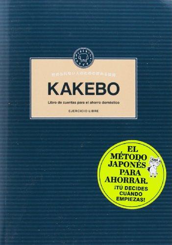 Kakebo Blackie Books: ejercicio libre por aa vv