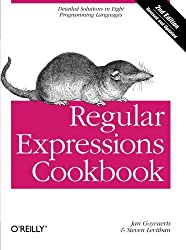 ({REGULAR EXPRESSIONS COOKBOOK}) [{ By (author) Steven Levithan, By (author) Jan Goyvaerts }] on [September, 2012]