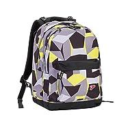 Sac à dos SEVEN THE DOUBLE - PRO XXL - gris jaune - 30 LT- compatible avec SEVEN THE DOUBLE les REVERSIBILE et les COVER nouveau