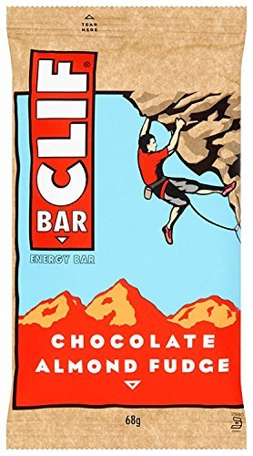 Clif Organic Chocolate Almond Fudge Energy Bar 68 g by Clif Bar -