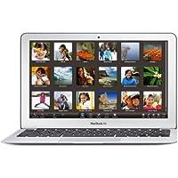 Apple MacBook Air MC505D/A 29,5 cm (11,6 Zoll) Notebook (Intel Core 2 Duo SU9400, 1,4GHz, 2GB RAM, 64GB SSD, nVidia GT320M, Mac OS)