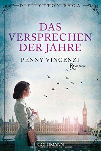 Buchseite und Rezensionen zu 'Das Versprechen der Jahre' von Penny Vincenzi