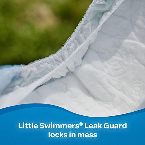Windeln Little Swimmers Größe 5 (11 – 18 kg) – 11er Pack - 7