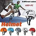 circulor Helm Klettern, Outdoor-Downhill-Helm Zum Klettern Erweitern, Aushöhlen Bergsteigen, Schutzhelm von circulor